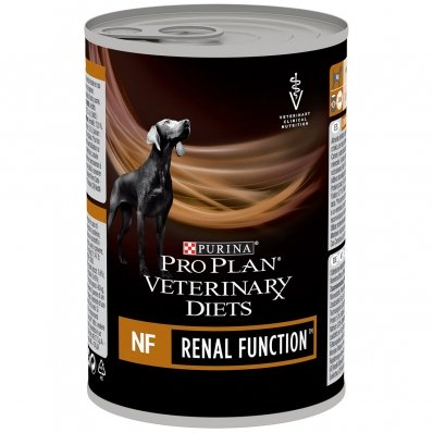 Boîtes Purina PVD Chien NF ReNal Function