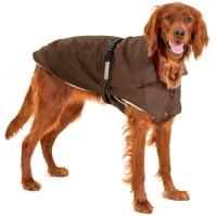 Manteau pour chien NO LIMIT marron