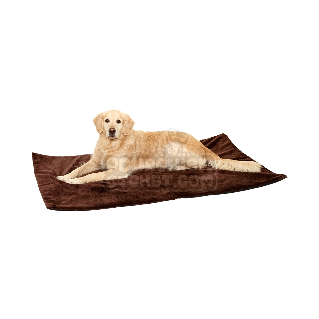 tapis pour chien thermo top marron. Black Bedroom Furniture Sets. Home Design Ideas