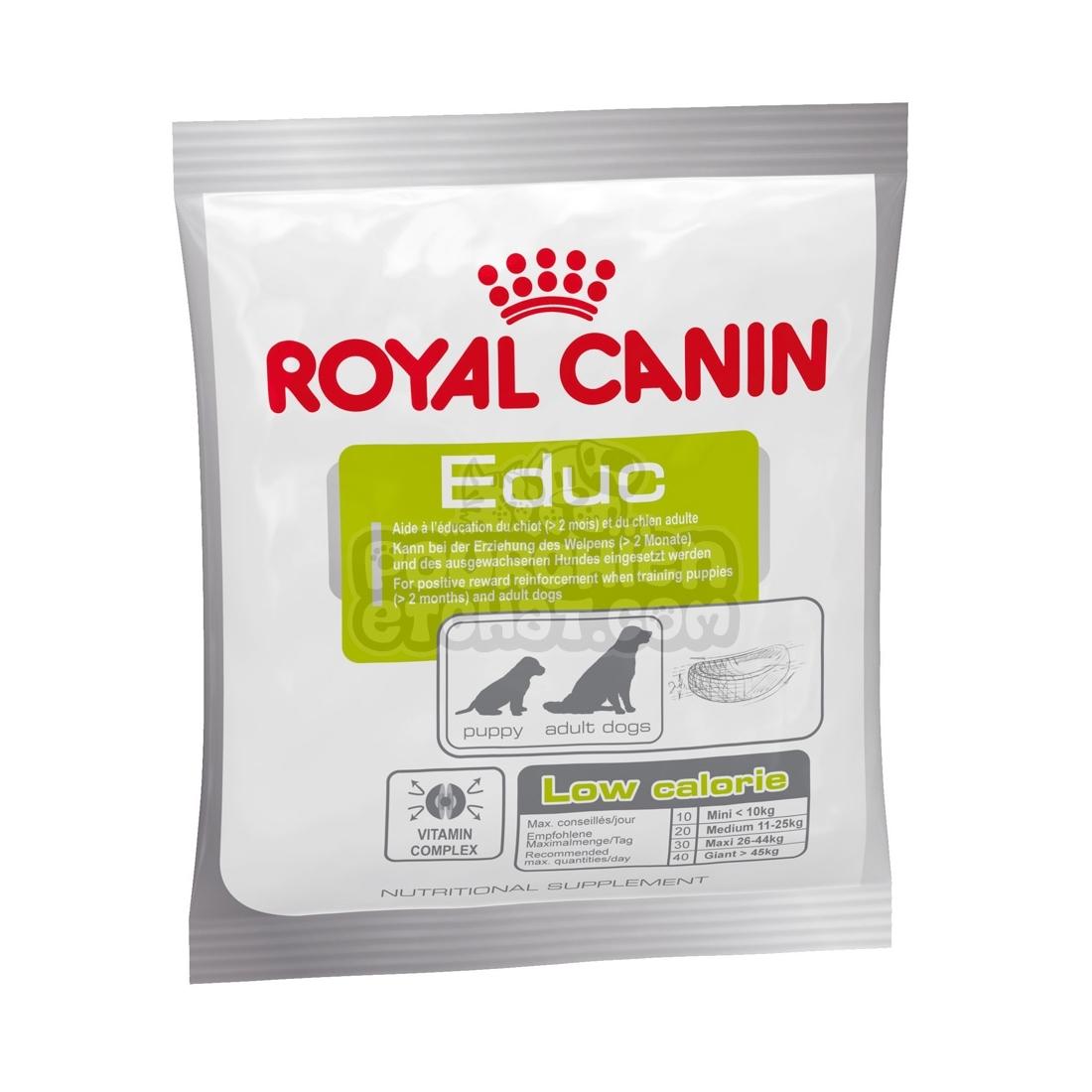 friandises pour chien royal canin educ. Black Bedroom Furniture Sets. Home Design Ideas