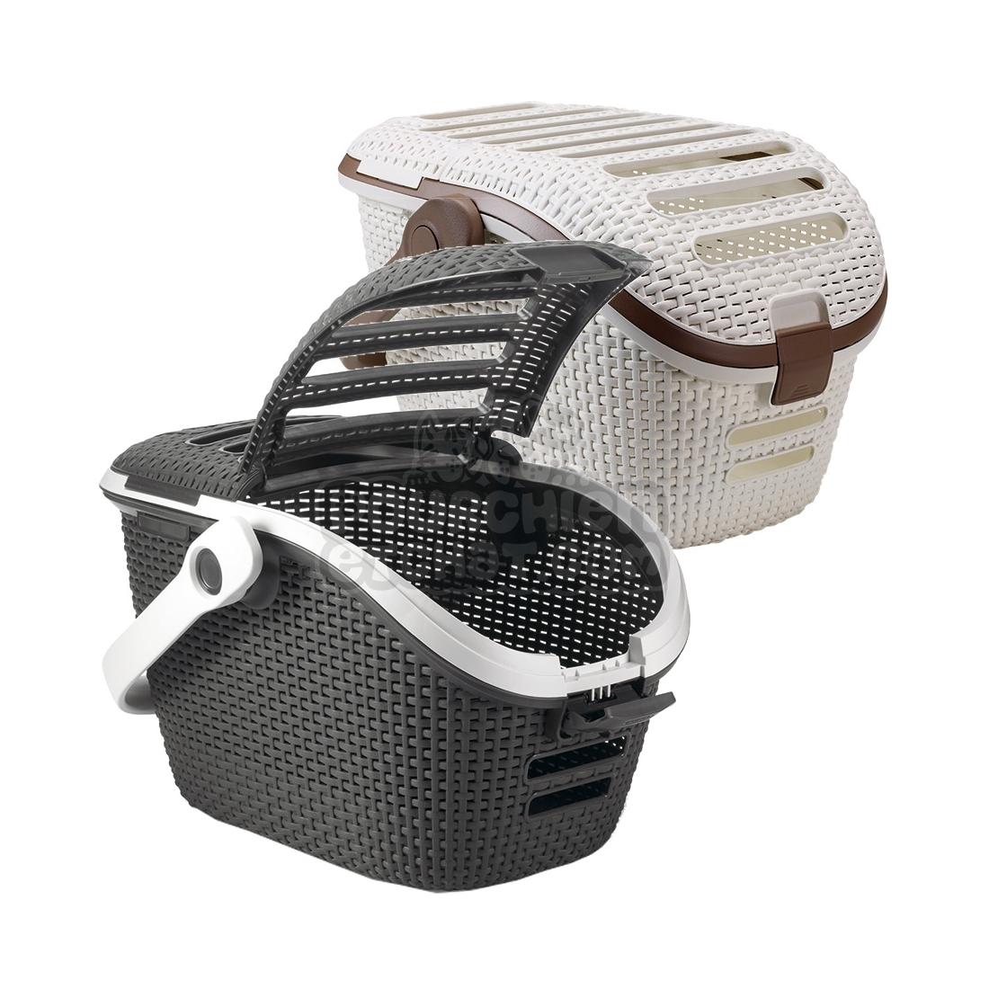 panier de transport pour chien et chat curver. Black Bedroom Furniture Sets. Home Design Ideas