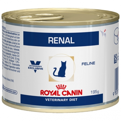 bo tes royal canin veterinary diet chat renal. Black Bedroom Furniture Sets. Home Design Ideas