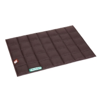 Couverture de protection panier Doctor Bark marron