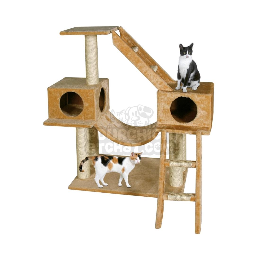 arbre chat medici. Black Bedroom Furniture Sets. Home Design Ideas