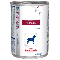 Boîtes Royal Canin Veterinary Diet Chien Hepatic