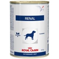 Boîtes Royal Canin Veterinary Diet Chien Renal